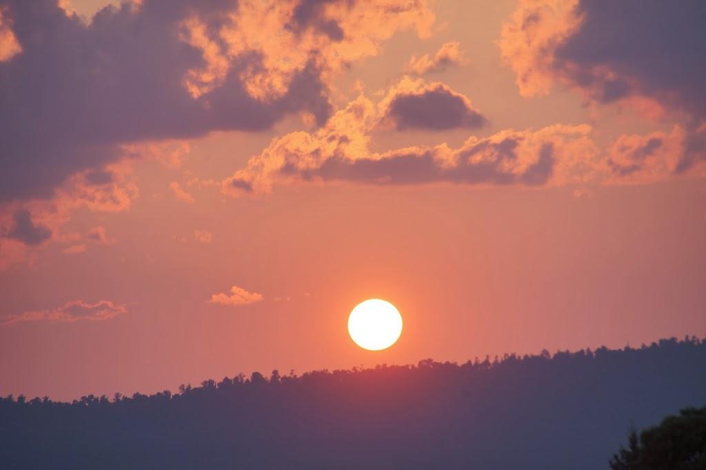 Capon Sunset Featured On Washington Post S Capital Weather