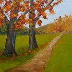 October 1-5 Art Retreat