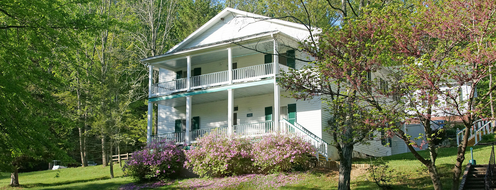 The Austin Cottage at Capon Springs