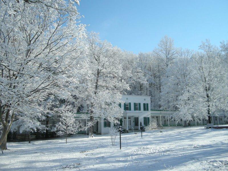 Capon Snow Pic-- Pavillion